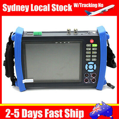 HVT-3600M 1024*600 VGA CCTV Camera Monitor Analog SDI HDMI PTZ Multimeter Tester