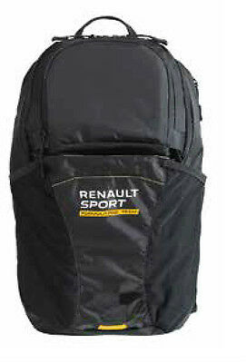 Genuine Official 2016 Branded Renault Sport F1 Team Backpack Sports Rucksack
