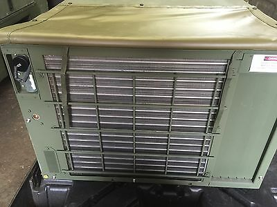 Military/Commercial 18,000 BTU 3 PH air conditioner and heat pump