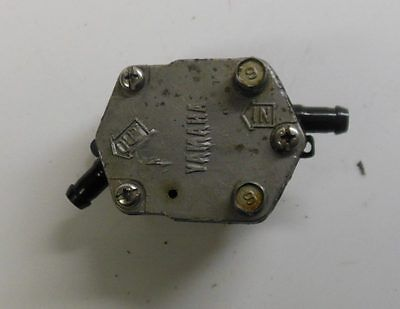 Yamaha Outboard Furl Pump Assy.  P.N. 6E5-24410-10, Fits: 1999-2001, 150HP to...