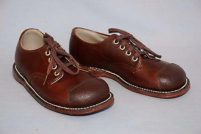 VTG New Old Stock  Markell TARSO Othopedic Shoes Brown Model 4730 Size 7.5D