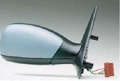 Rearview mirror electric Peugeot 306 from 1993 to 2001 To paint PAIR NEW