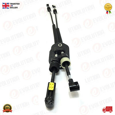 GEAR LINKAGE CONTROL CABLE FORD TRANSIT MK7 2.2 TDCi RWD 2006 ON 6C1R-7E395-FE