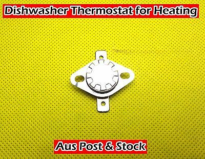 Dishwasher Spare Parts Thermostat for Heating Suits Many OEM Brand (E74)NEW