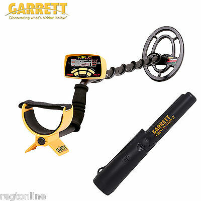 Garrett Ace 250 Accurate Locator Pack - with Garrett Pro Pointer 2