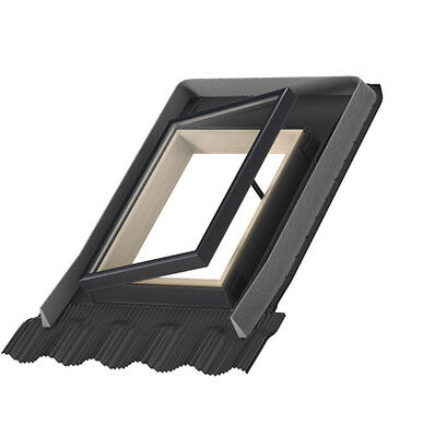 VELUX VLT Conservation Access Roof Window 45x55cm Escape with flashing inc