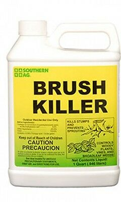 Southern Ag Brush Killer 32 Oz. Herbicide with 8.8% Triclopyr  Generic Garlon