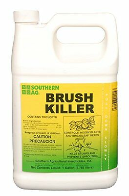 Southern Ag Brush Killer with 8.8% Triclopyr, Gallon 128oz. Generic Garlon
