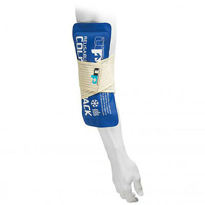 Ultimate Performance 5690 Elastic Wrist Wrap First Aid Bandage Hot & Cold Strap