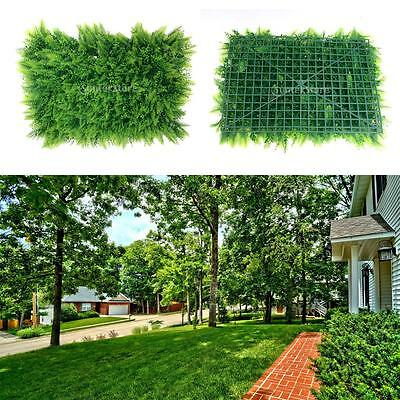 40*60cm Artificial Turf Landscape Fake Grass Lawn Golf Yard Wedding Decor