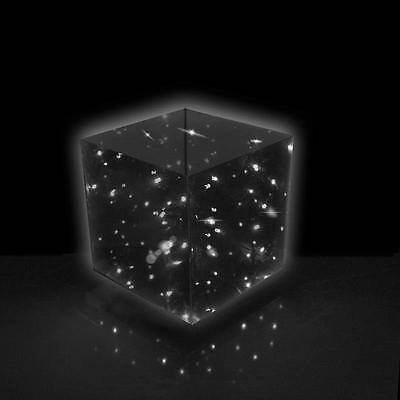 Infinity Cube - Intergalactic Mood Light by Paladone
