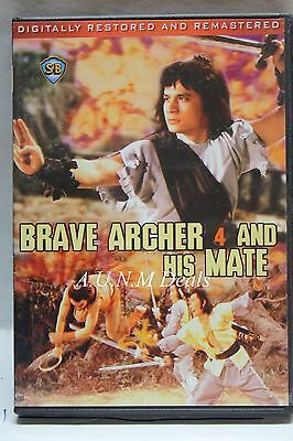 brave archer and his mate 1982