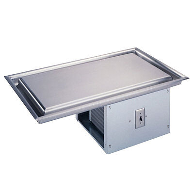 Vollrath Model: 36419 Drop In Refrigerated Frost Top  #10547