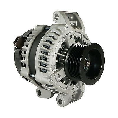 350Amp High Output Alternator For Ford F-Series Pickups F-450 F-550 Heavy Duty