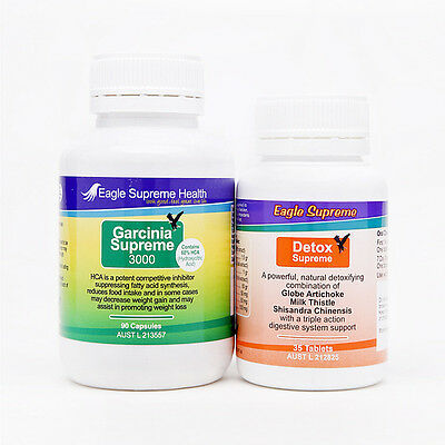 Garcinia Mixed Pack 1 Weight Loss Diet Pills Detox