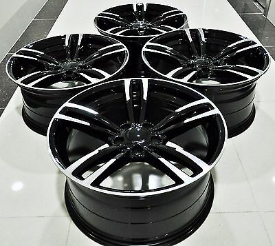 """19"""" 2016 M3 Style Staggered Wheels Rims Fits * Bmw 1 3 4 5 6 Series X3 X4 5480"""