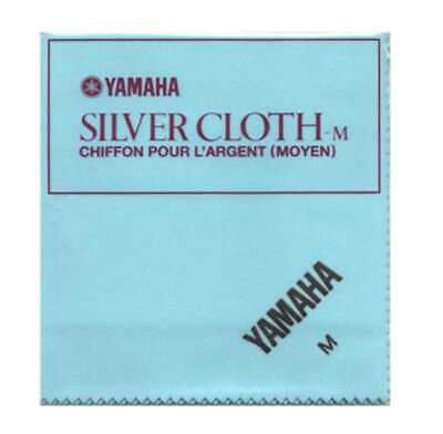 YAMAHA - Silver Cloth Medium *NEW*