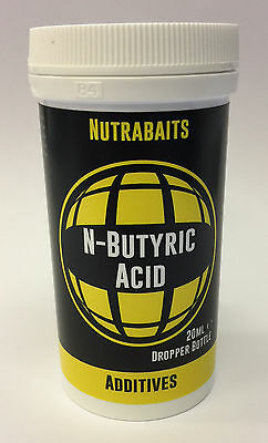 N Butyric Acidez 20ml Dropper by Nutrabaits