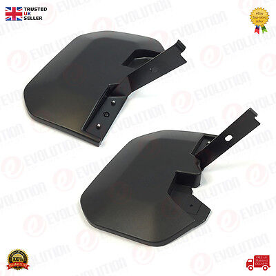 A Pair Of Oem Ford Front Mud Flaps For Transit Mk8 2014 On 1820757, 1820756