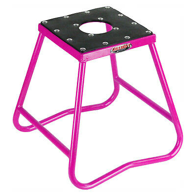 Ballards NEW MX Dirt Bike Motorbike Motorcycle Static Pink Race Stand