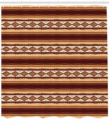 NATIVE AMERICAN DECOR Ethno Pattern and Ethnic Tribal Fabric