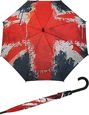 London Paint Flag Union Jack Long Walking umbrella Y-not?