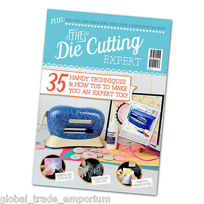 Tattered Lace THE DIE CUTTING EXPERT MAGAZINE - Issue 1 Introductory Edition