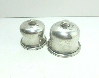 2 X Antique Bottle Stoppers C.1870 Pat. Prov. 28998 George Bowen And Sons