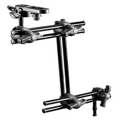 Manfrotto 396B-3 3-Section Double Articulated Arm with Camera Bracket