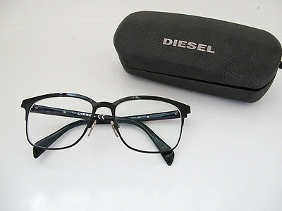 Diesel Unisex Glasses Frames DL 5096 Shiny Black