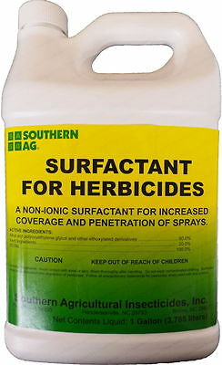 Southern Ag Surfactant for Herbicides Non-Ionic 128 oz. - 1 Gallon