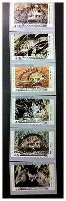 AUSTRALIA • 1993 Counter Printed Stamps • CTO Royal Exchange, NSW