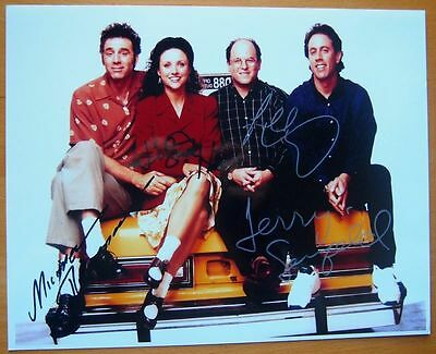 "Jerry Seinfeld Glossy 8"" X 10"" Reprint Of Original Photo"