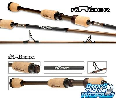Shimano Raider 6101 Flathead Spin Rod 6'10 / 3-5kg / 1 piece BRAND NEW at Otto's