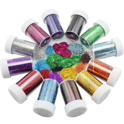 Holographic Iridescent Glitter Pots Tophigh Quality Nail Body Face Art Craft C