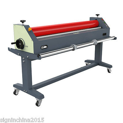 "63"" Standard Electric Wide Format Cold Laminating Machine-by SEA ONLY"