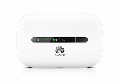 Huawei E5330 Mobile Broadband Wifi Hotspot Router on EE pay as you go + 2GB Data
