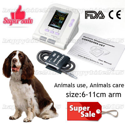 CONTEC08a-VET Digital Blood Pressure Monitor,Veterinary/Animal NIBP