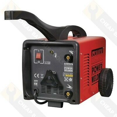Arc Welder 180Amp with Accessory Kit SEALEY 180XT