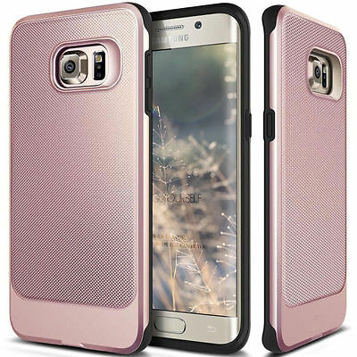 Luxury Hybrid Shockproof Dustproof Case Cover Bumper for Samsung Galaxy S7 Edge