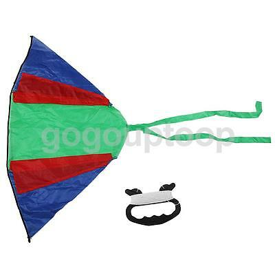 32 Inch Delta Shaped Kite Family Fun Toy Kids Adult Outdoor Toy Random Color