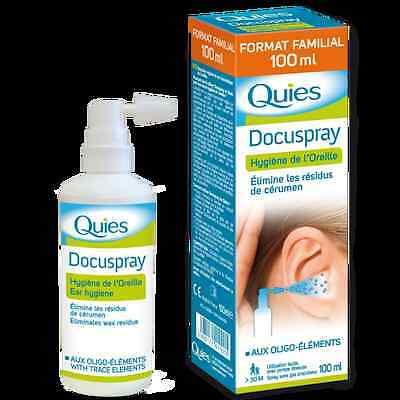 Spray auriculaire Quies Docuspray - 100 mlQuies