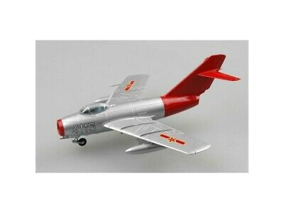 Easy Model Modellino Montato Aereo Chinese Air Force Red Fox 1/72