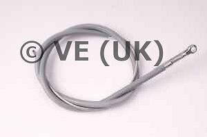 Vespa Rear Brake Cable Complete  PX125 PX 200 PX Disc PK LML