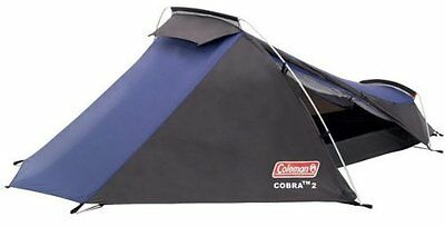 Coleman Cobra 2 Backpacking Tent For Two Person