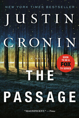 The Passage Trilogy (Book 1 in Series): The Passage by Justin Cronin (Paperback)