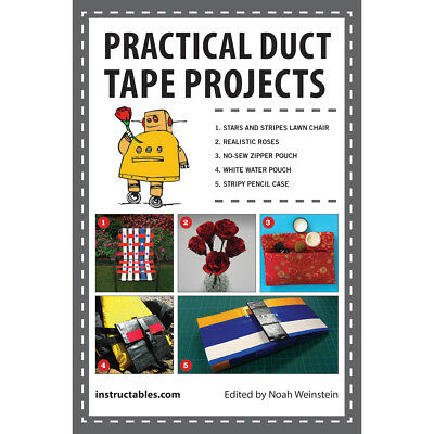 Skyhorse Publishing Practical Duct Tape Projects SKY-77098