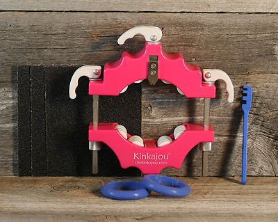 Bubblegum Pink Kinkajou Bottle Cutter Tool - Recycle Glass Bottles into Gifts
