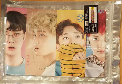 EXO  SLOGAN TOWEL  FOR CONCERT - NEW - SOFT  FABRIC 100cm X 20cm