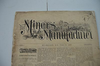 Old RARE Mining Book and Newspaper Collection for Sale AIME Mining & Scientific